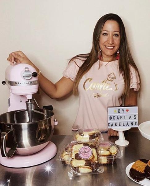 Carla Curso de Anais Guzmán
